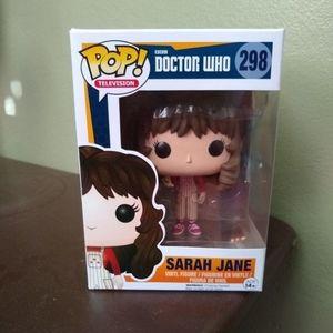 Funko pop Doctor Who Sarah Jane